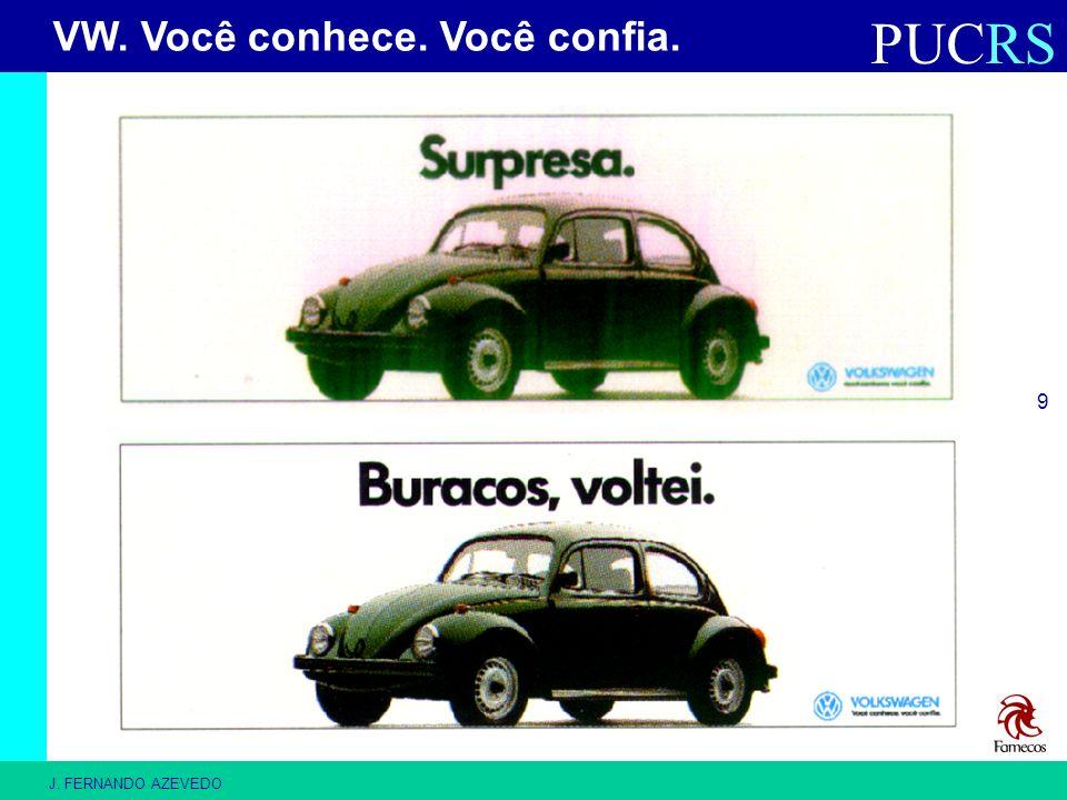 VW. Você conhece. Você confia.