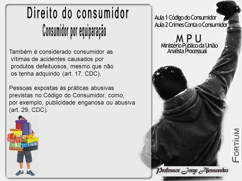 Consumidor por equiparação