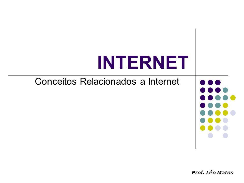 Conceitos Relacionados a Internet