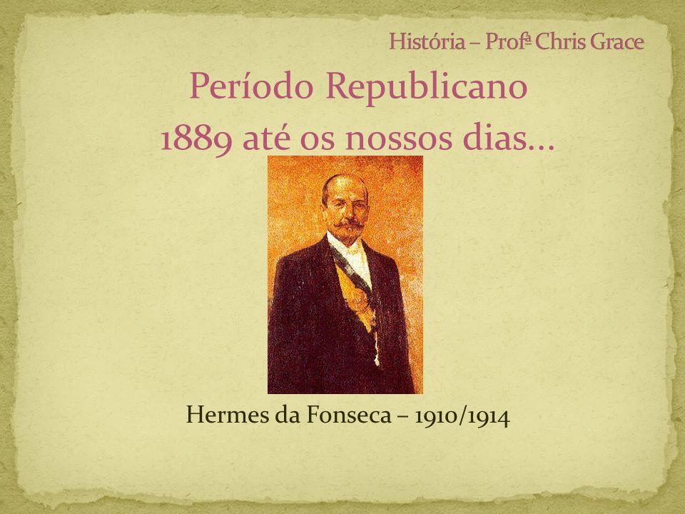 História – Profª Chris Grace