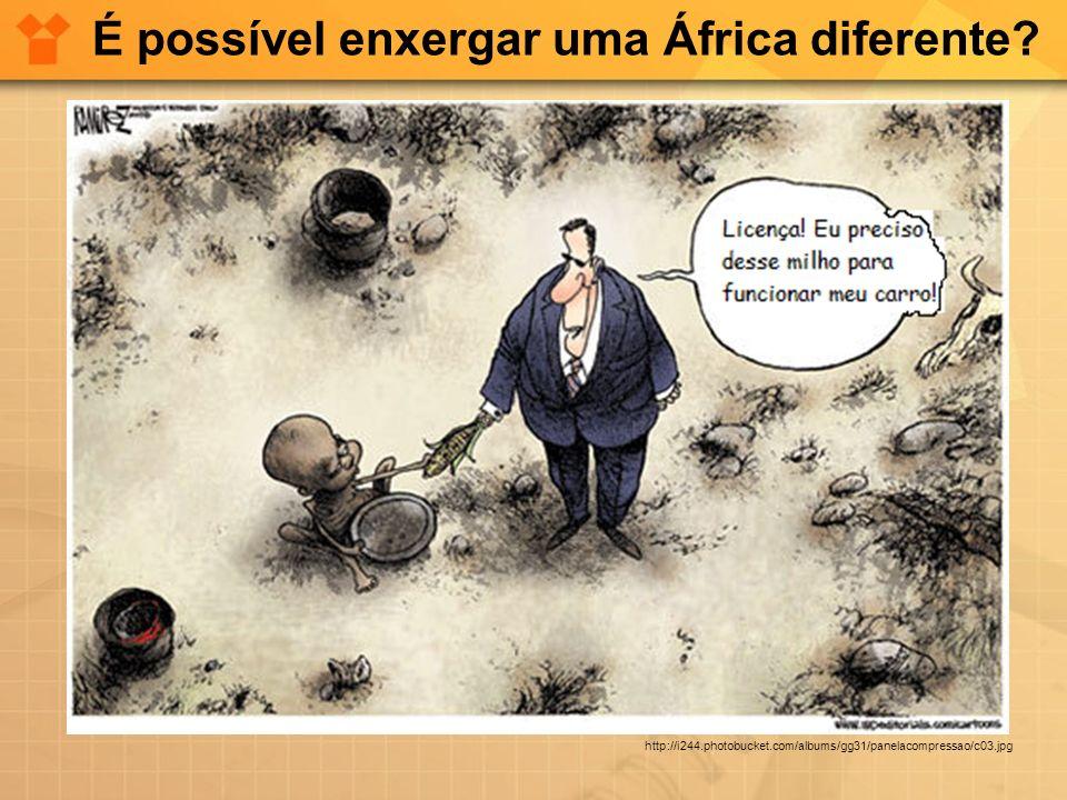 É possível enxergar uma África diferente