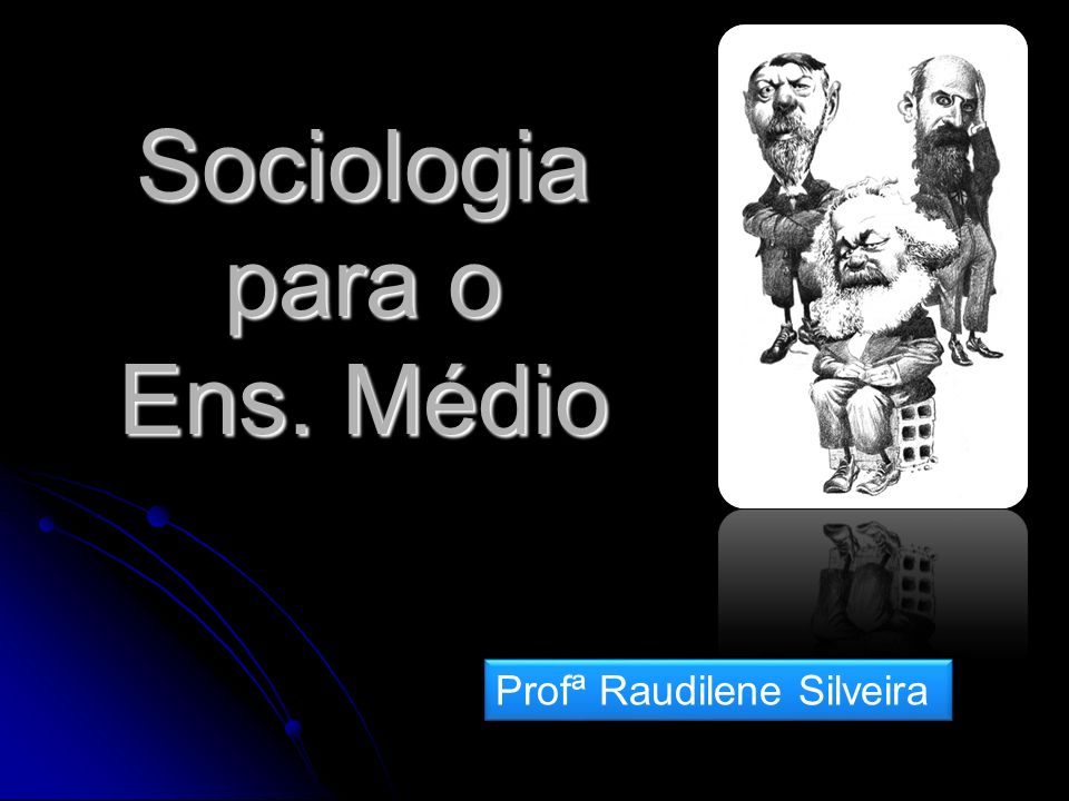 Sociologia para o Ens. Médio