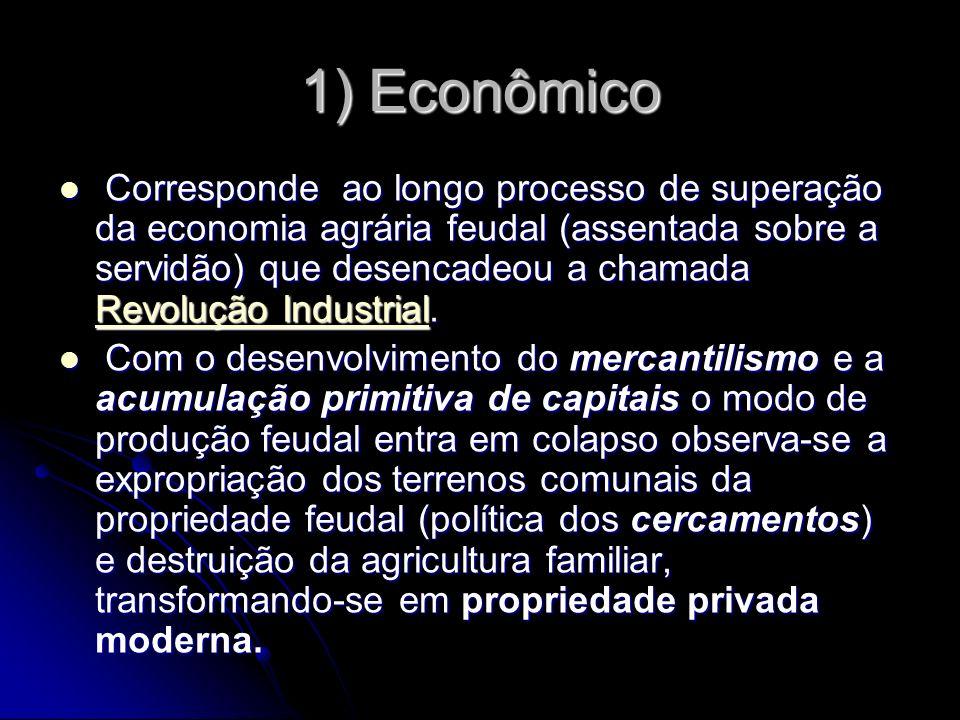 1) Econômico