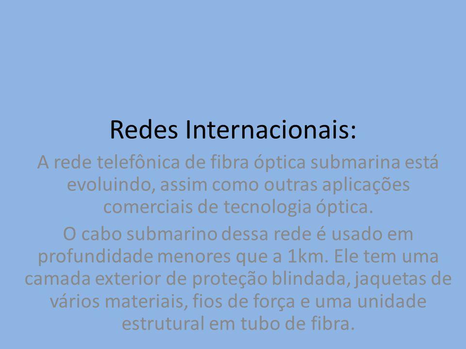 Redes Internacionais: