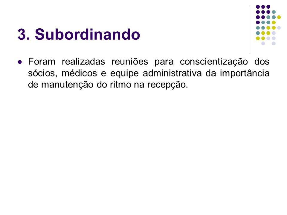 3. Subordinando