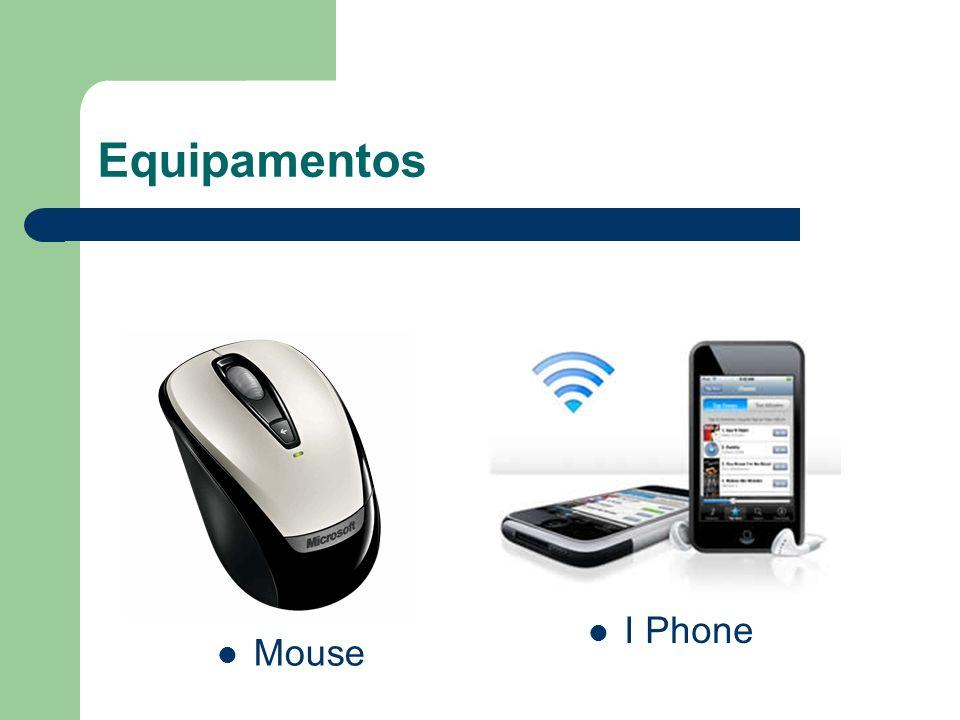 Equipamentos I Phone Mouse