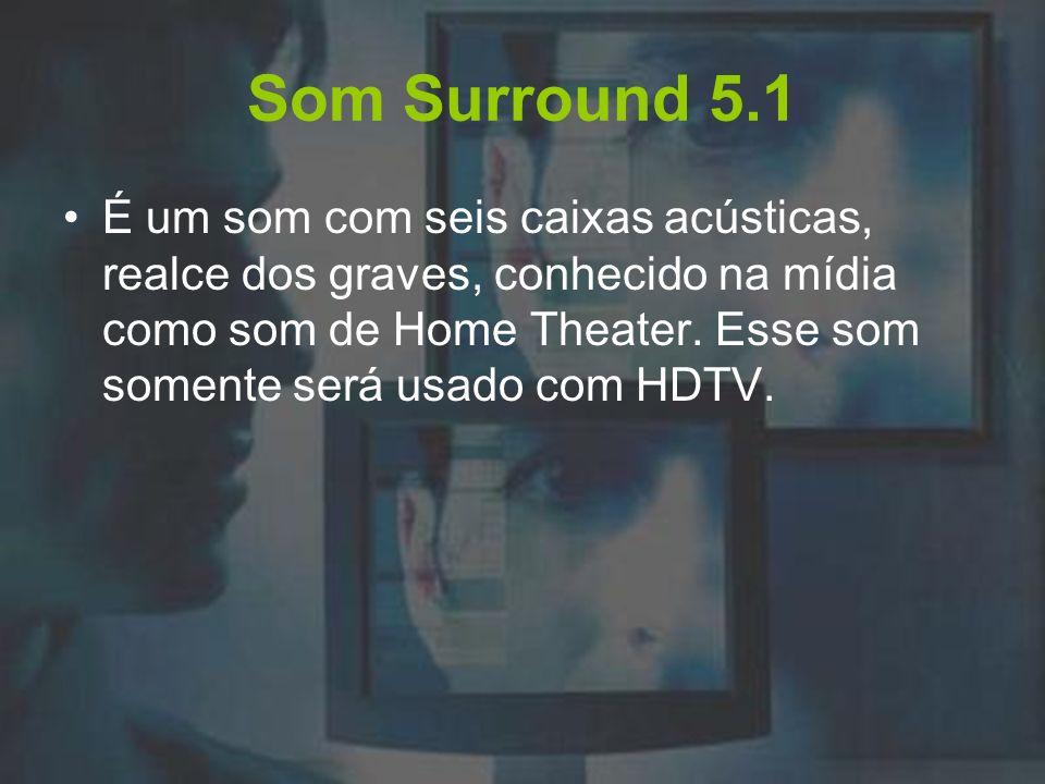 Som Surround 5.1