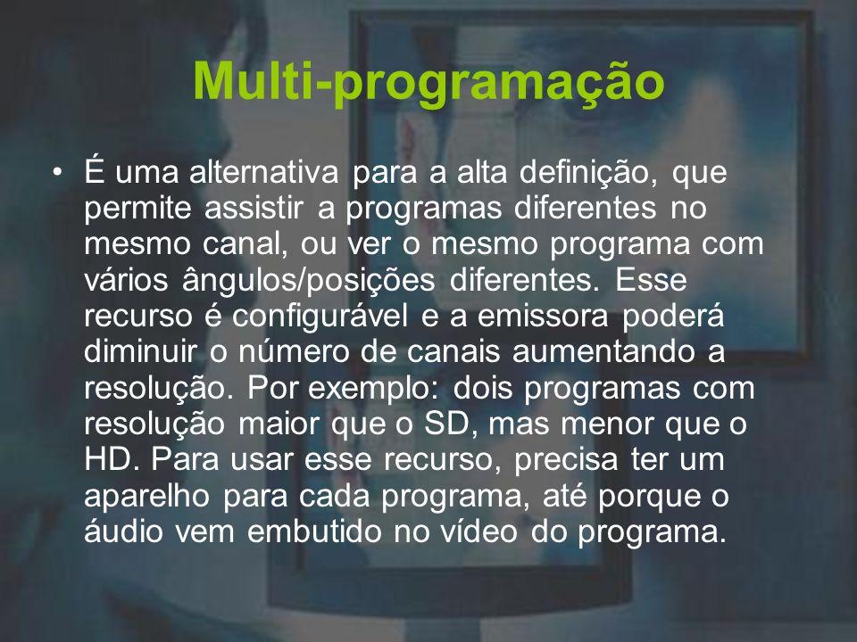 Multi-programação