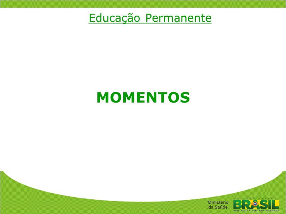 Educação Permanente MOMENTOS 5