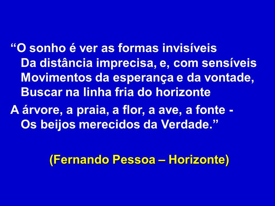 (Fernando Pessoa – Horizonte)