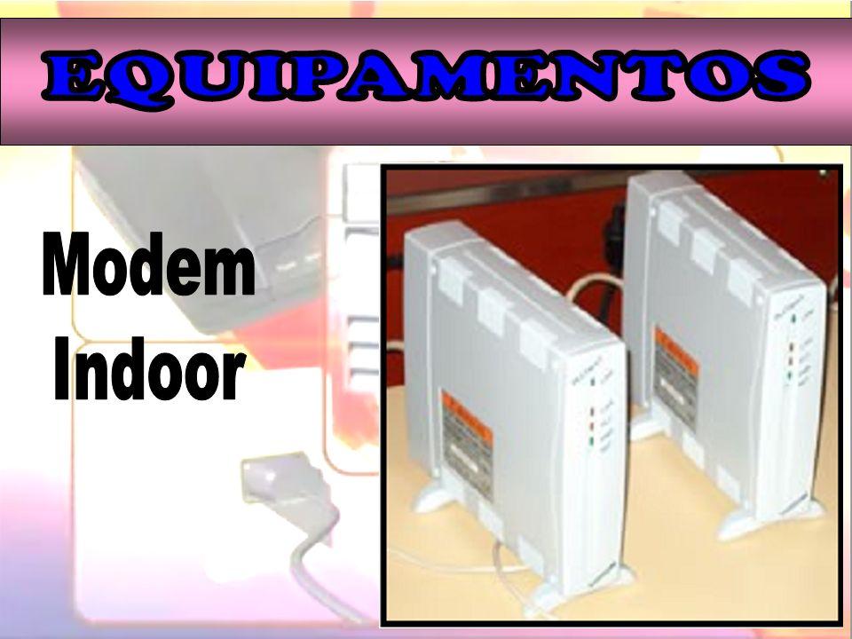 EQUIPAMENTOS Modem Indoor