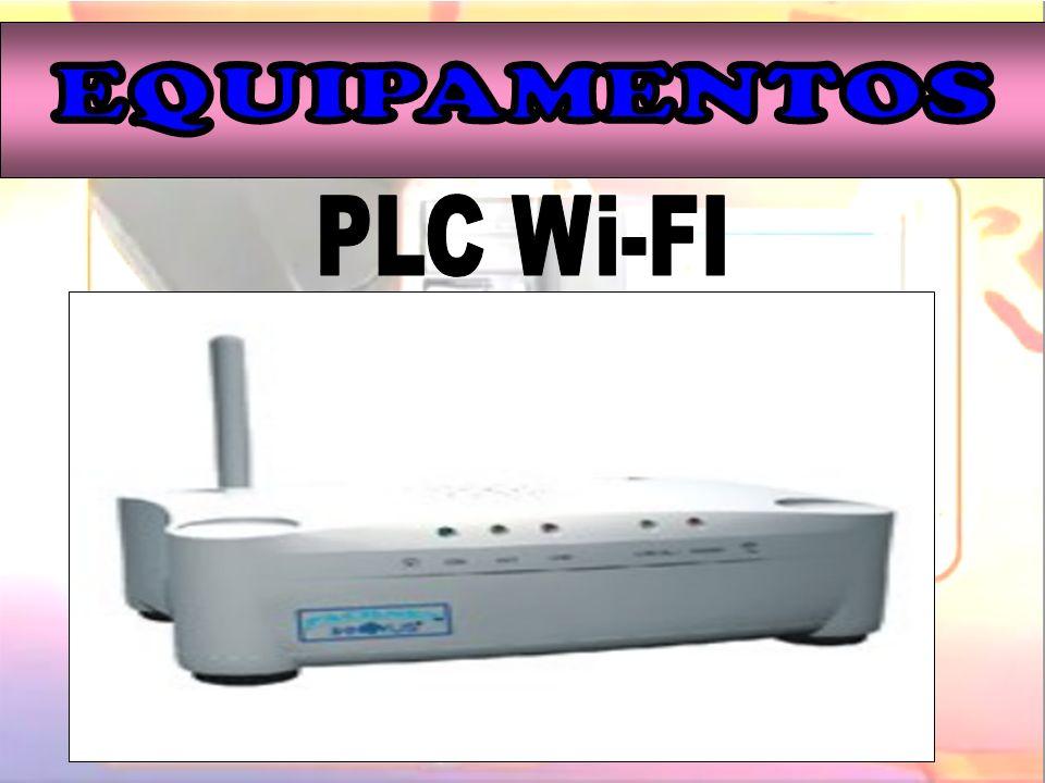 EQUIPAMENTOS PLC Wi-FI