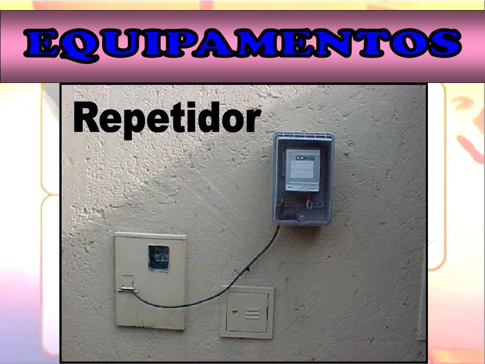 EQUIPAMENTOS Repetidor