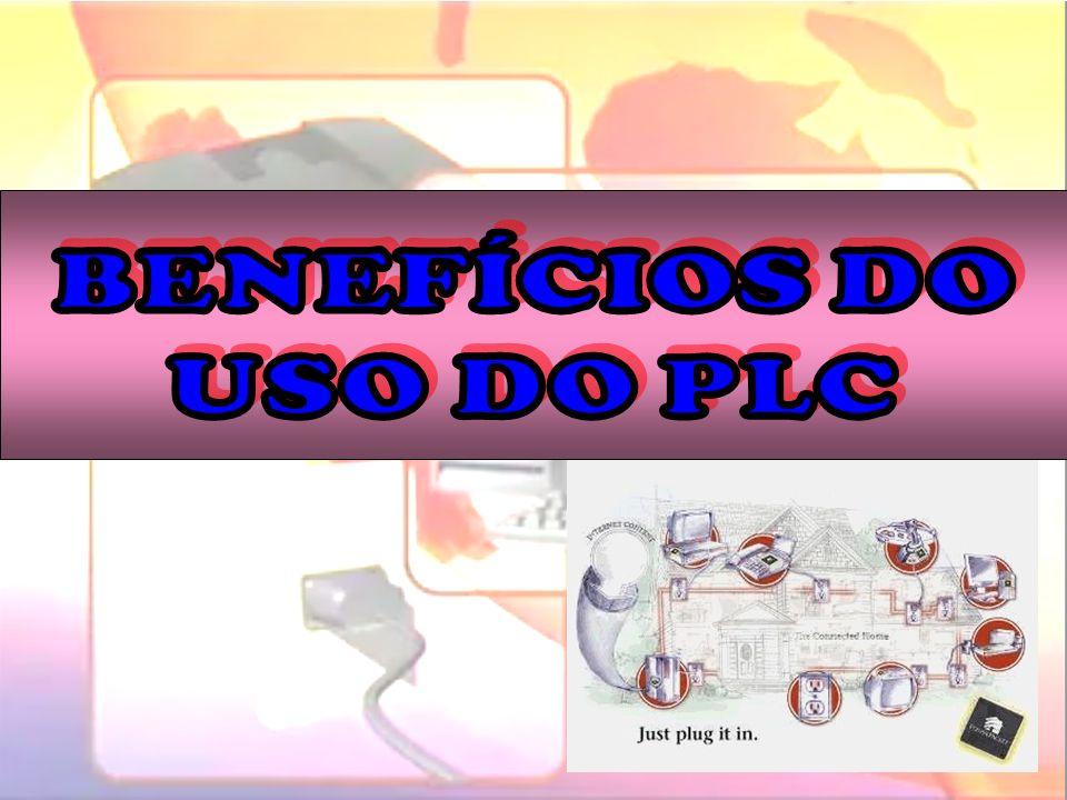 BENEFÍCIOS DO USO DO PLC