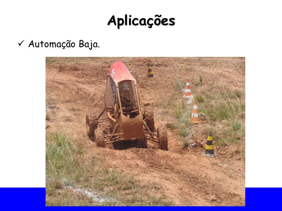Aplicações Automação Baja.