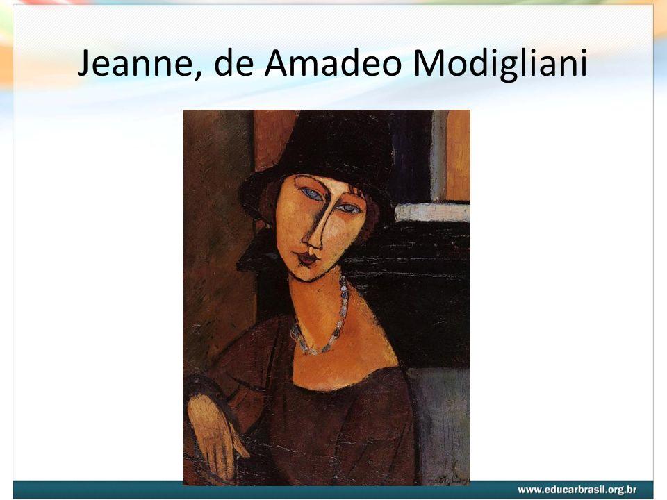 Jeanne, de Amadeo Modigliani