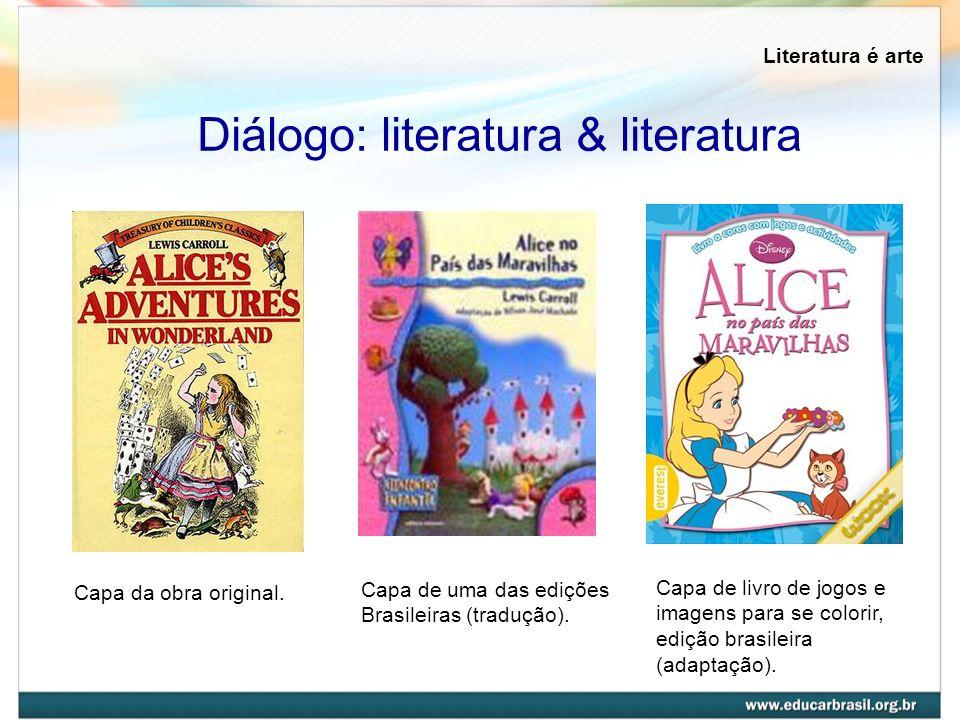 Diálogo: literatura & literatura