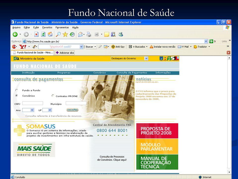 Fundo Nacional de Saúde