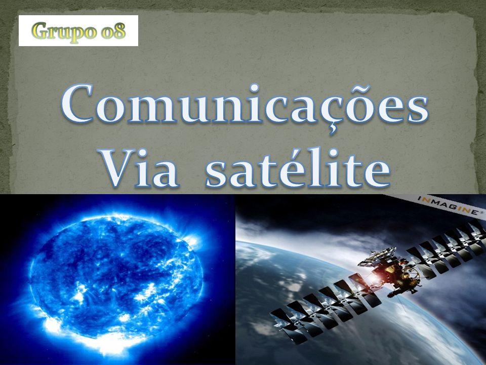 Comunicações Via satélite