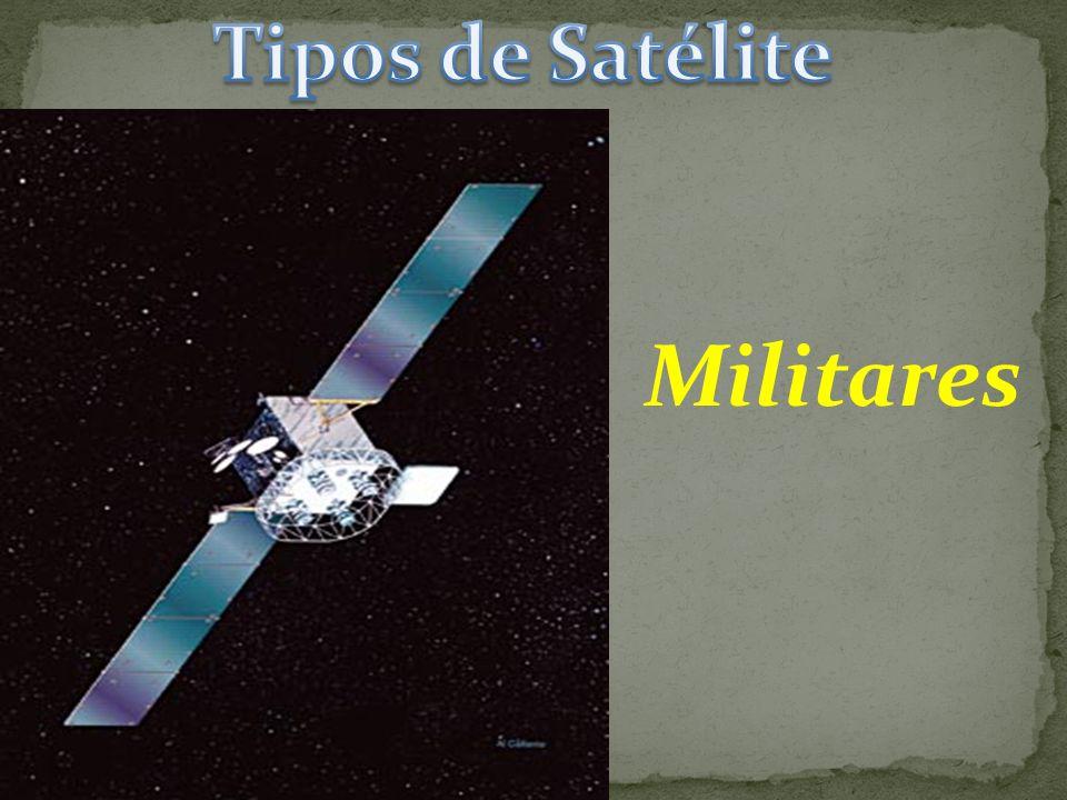 Tipos de Satélite Militares