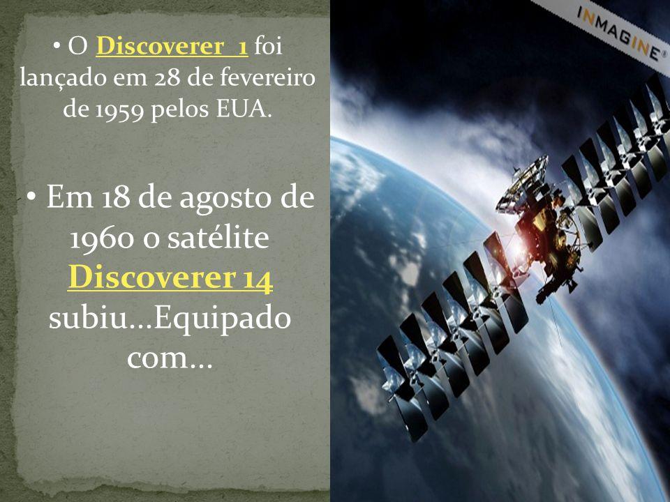 Em 18 de agosto de 1960 o satélite