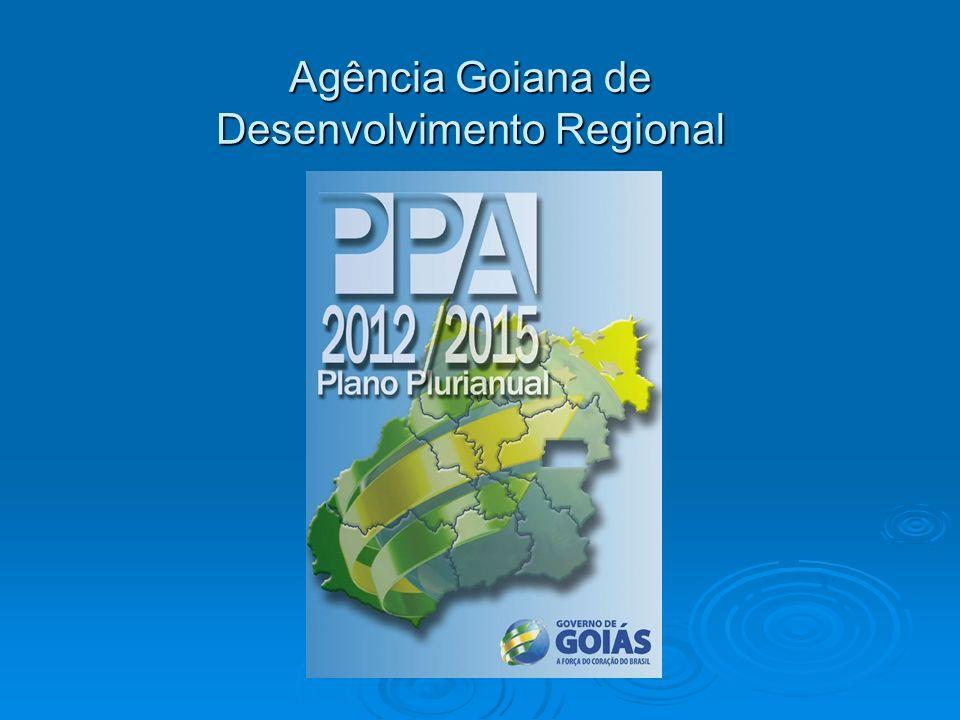 Agência Goiana de Desenvolvimento Regional