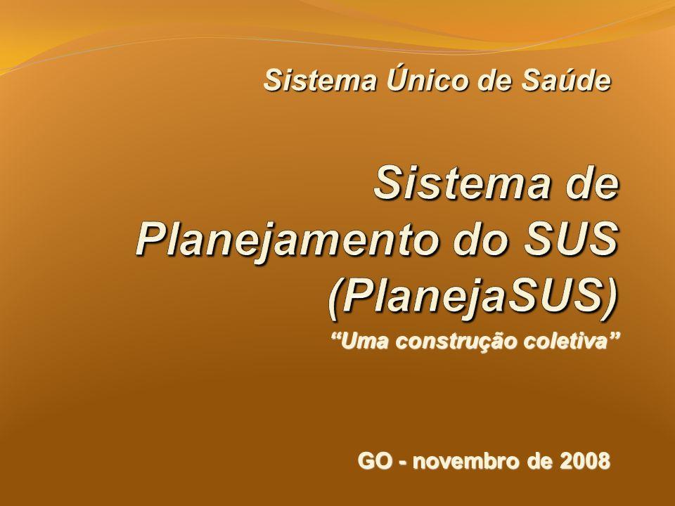 Sistema de Planejamento do SUS (PlanejaSUS)