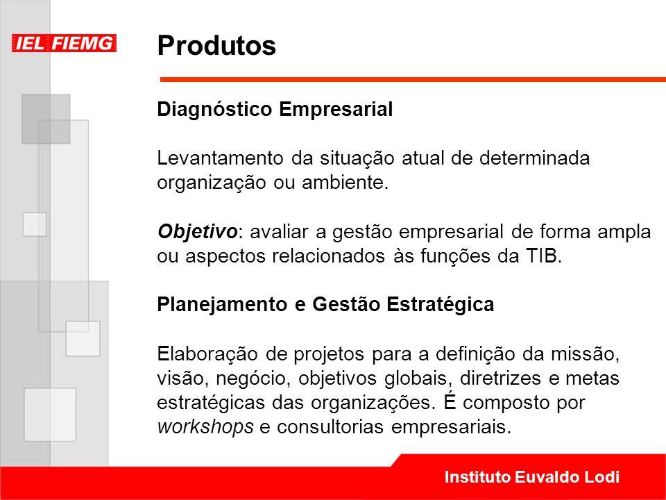 Produtos Diagnóstico Empresarial