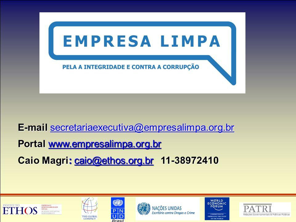 E-mail secretariaexecutiva@empresalimpa.org.br