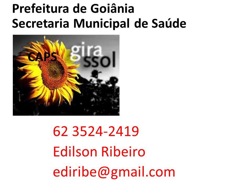 Edilson Ribeiro ediribe@gmail.com