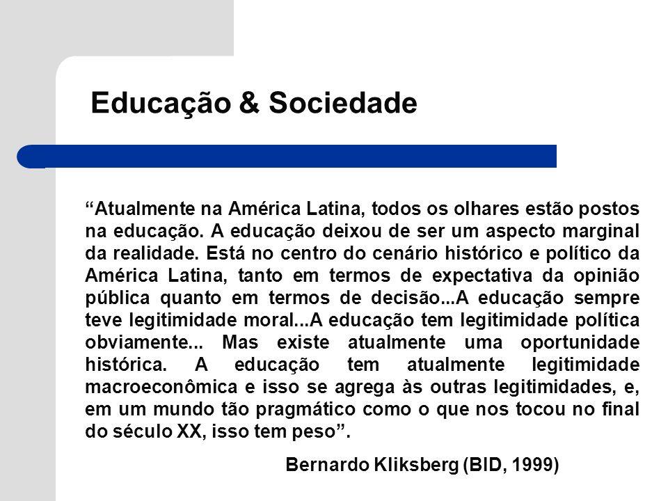 Educação & Sociedade