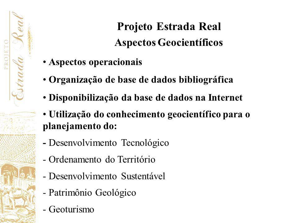 Aspectos Geocientíficos