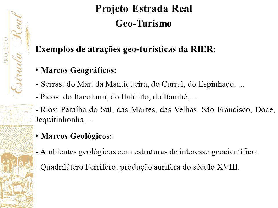 Projeto Estrada Real Geo-Turismo
