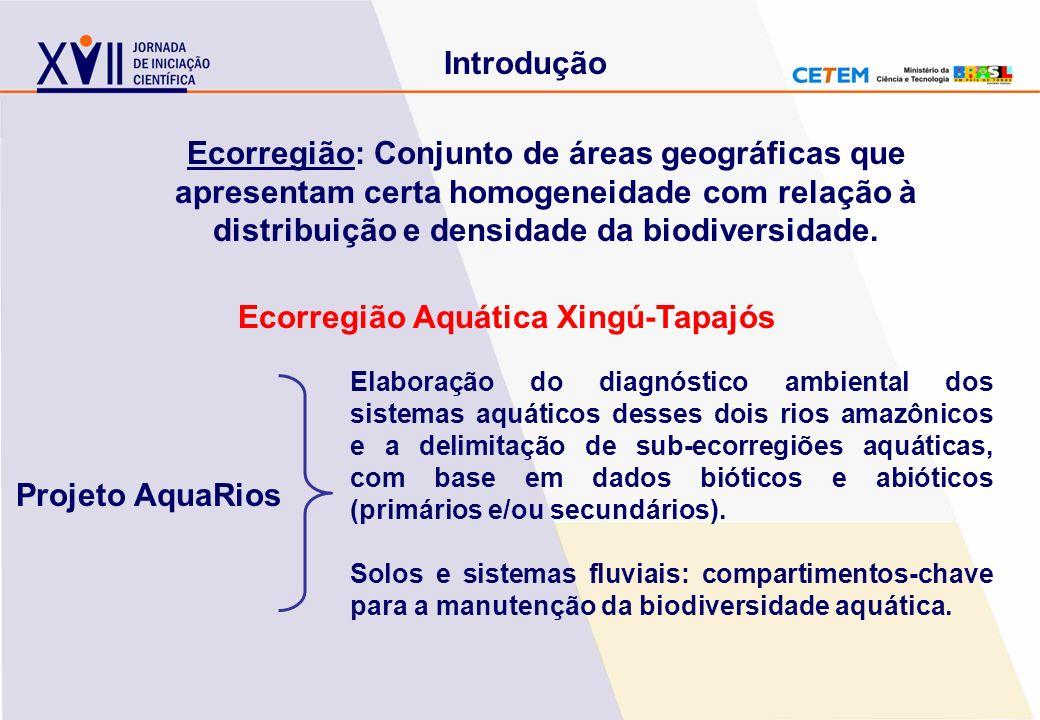 Ecorregião Aquática Xingú-Tapajós