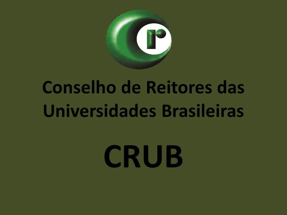 Conselho de Reitores das Universidades Brasileiras