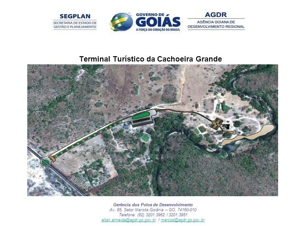 Terminal Turístico da Cachoeira Grande
