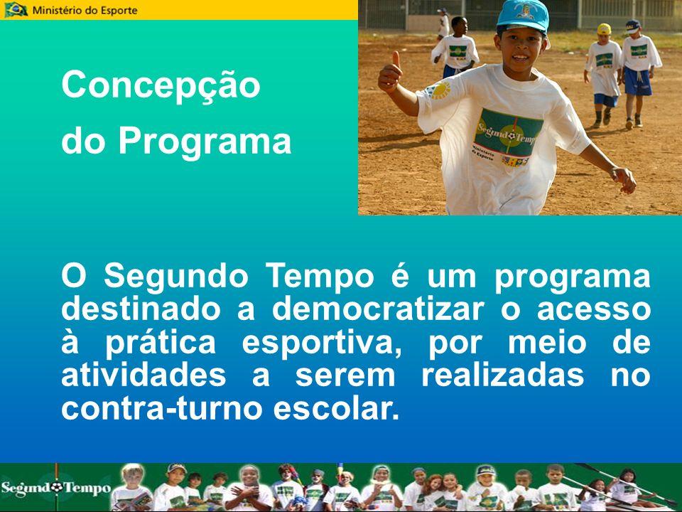 Concepção do Programa.