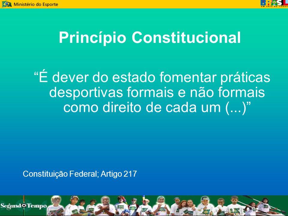 Princípio Constitucional