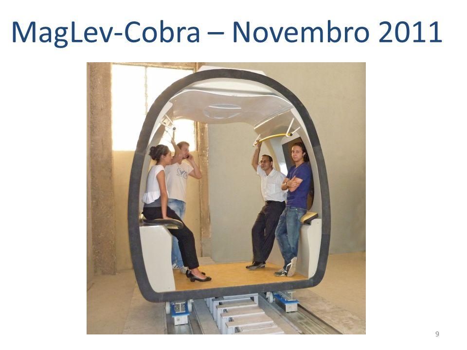 MagLev-Cobra – Novembro 2011