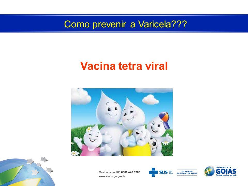 Como prevenir a Varicela