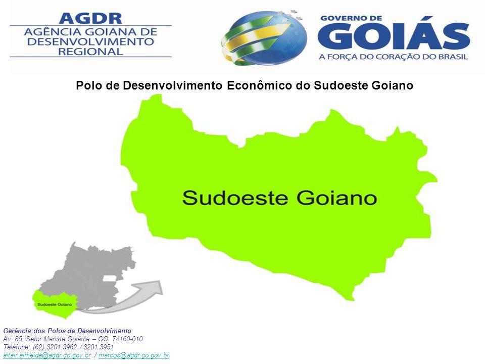 Polo de Desenvolvimento Econômico do Sudoeste Goiano