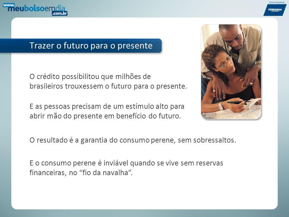 Trazer o futuro para o presente