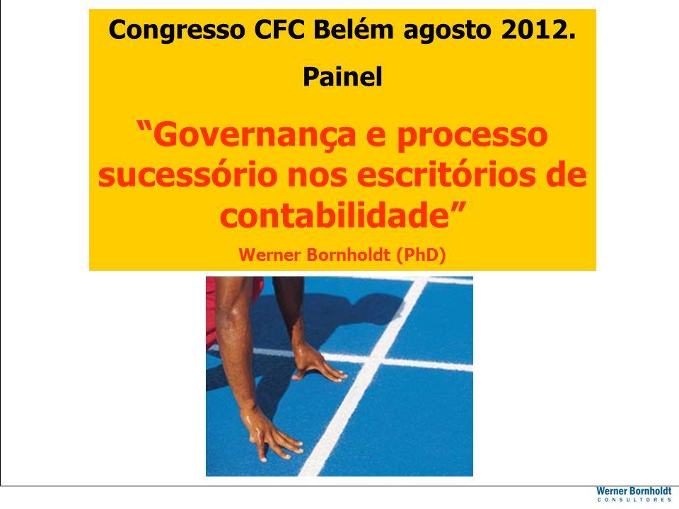 Governança e processo sucessório nos escritórios de contabilidade