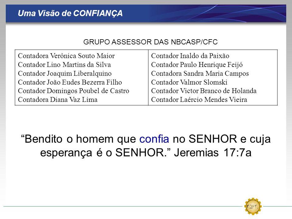 GRUPO ASSESSOR DAS NBCASP/CFC