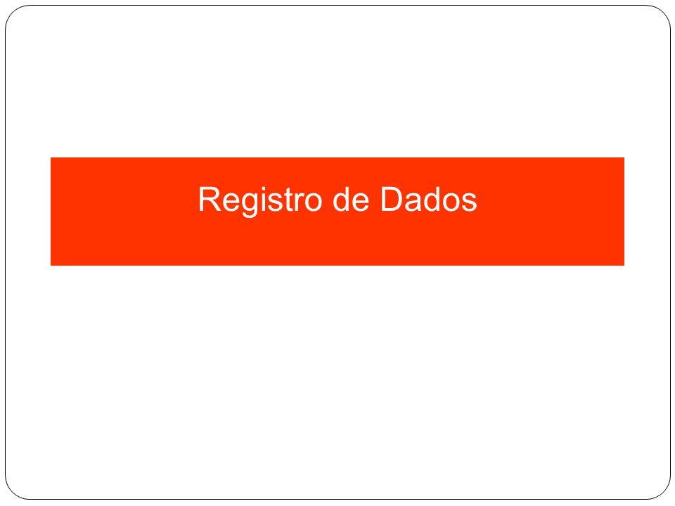 Registro de Dados