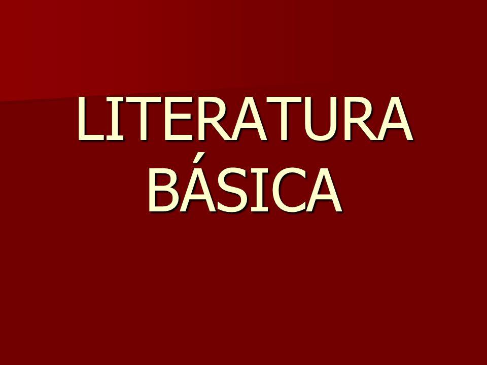 LITERATURA BÁSICA