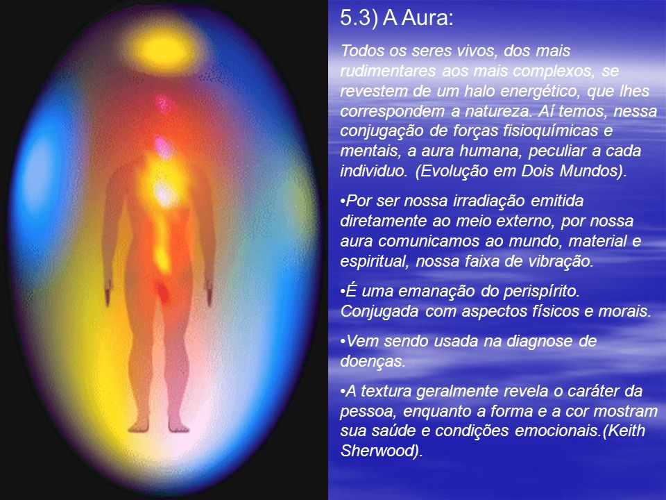 5.3) A Aura:
