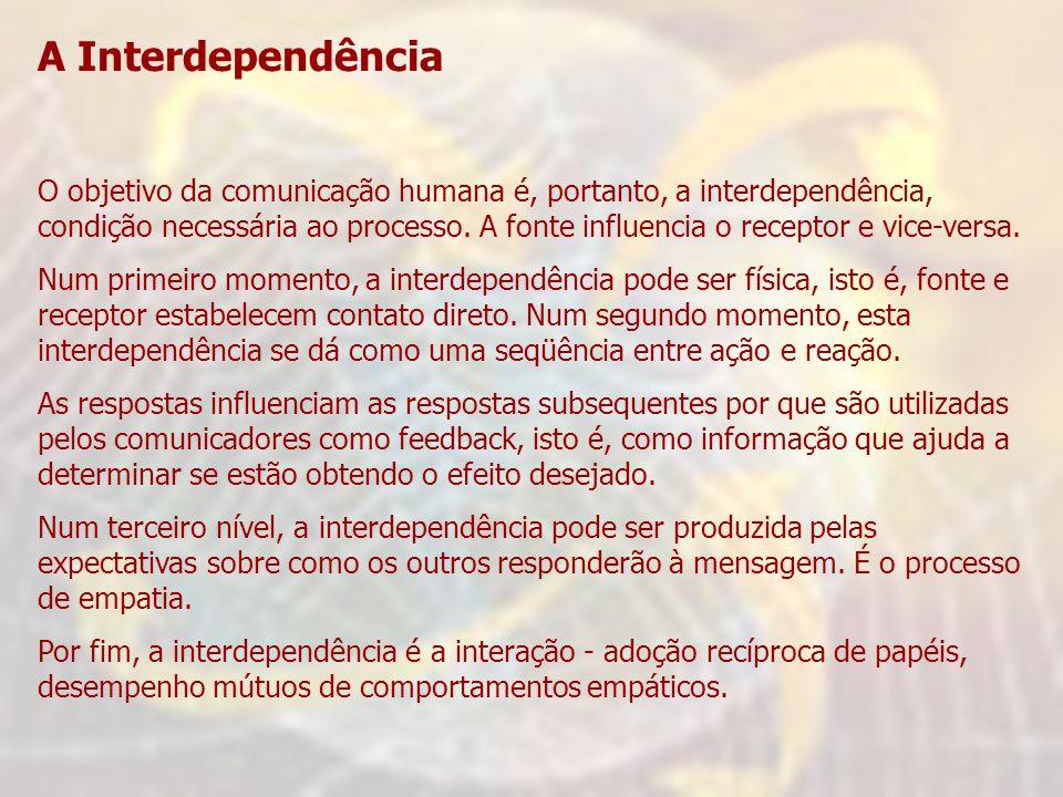 A Interdependência