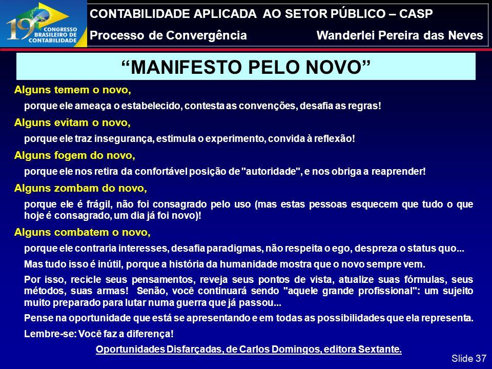 Oportunidades Disfarçadas, de Carlos Domingos, editora Sextante.