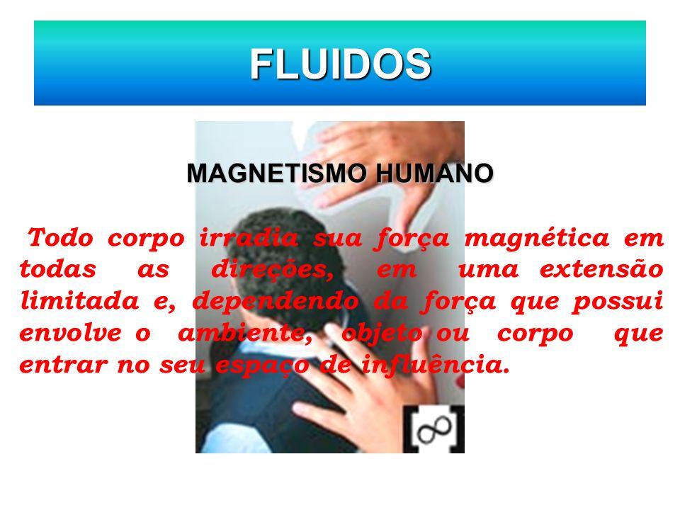 FLUIDOS MAGNETISMO HUMANO